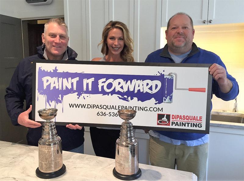 Paint it Forward Charity